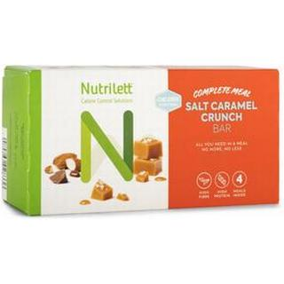 Nutrilett Complete Meal Salt Caramel Crunch 60g 4 st