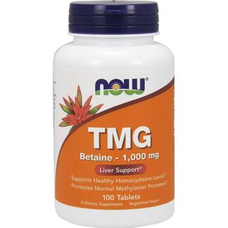 NOW TMG Betaine 1000mg 100 st