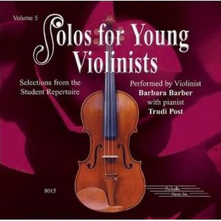 Solos for Young Violinists, Vol 5: Selections from the Student Repertoire (Häftad, 1995)