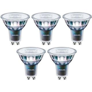 Philips Master ExpertColor LED Lamps 5.5W GU10 5-pack
