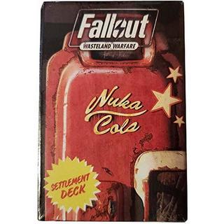 Fallout: Wasteland Warfare Settlement Deck