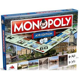 Monopoly Ayr Edition