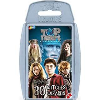 Top Trumps Harry Potter Greatest Witches & Wizards
