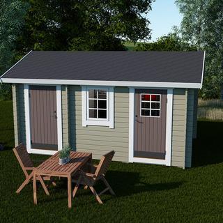 Sorselestugan Combi 15 m2 (Byggnadsarea 15 m²)