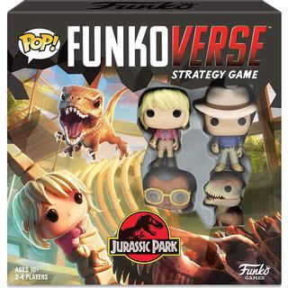 Funko POP! Funkoverse Jurassic Park