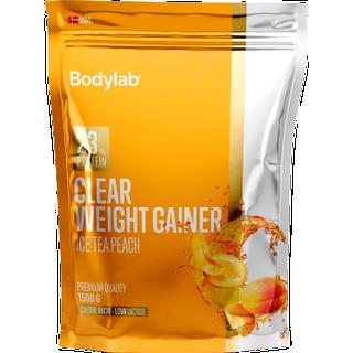 Bodylab Clear Weight Gainer Ice Tea Peach 1.5kg