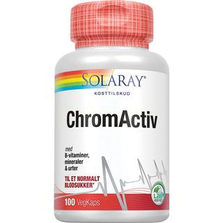 Solaray ChromActiv 100 st