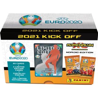 Panini EURO 2020 Kick Off 2021 Gift Box