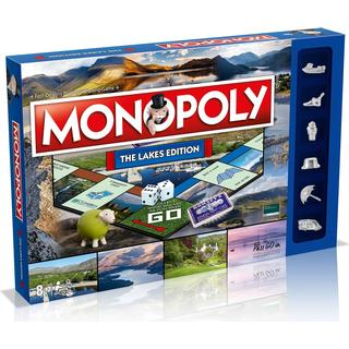 Monopoly The Lakes Edition