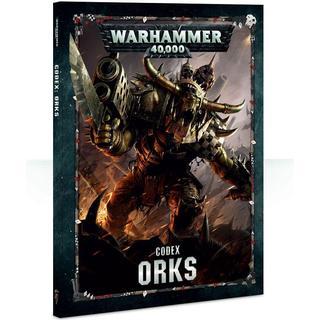 Games Workshop Warhammer 40000 Codex – Orks