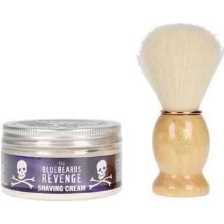 The Bluebeards Revenge Shaving Cream & Brush Kit