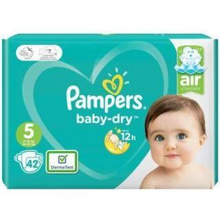 Pampers Pampers Baby Dry Size 5 11-16kg 42pcs