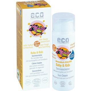 Eco Cosmetics Baby & Kids Solkräm SPF50Plus Eko