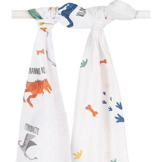 Jollein Hydrophilic Multifunctional Cloth Dinosaur 2pcs