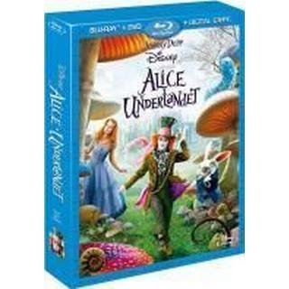 Disney Klassiker 13 Alice I Underlandet - Bd & Dvd Combo (Blu-Ray)