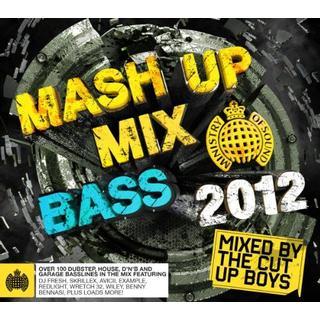 Various Artists - Mash Up Mix Bass 2012