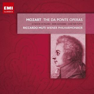 Muti Riccardo - Mozart The Da Ponte Operas