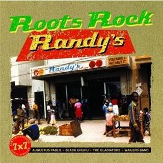 Various Artists - Roots Rock Randy's