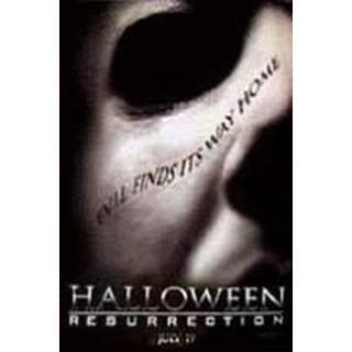 Halloween: Resurrection (DVD 2001)