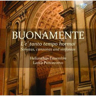 Buonamente Giovanni Battista - Sonatas Canzonas And Sinfonias