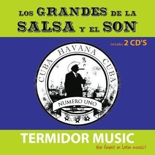 Various Artists - Los Grandes De La Salsa..