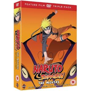 Naruto Shippuden Movie Trilogy (DVD)