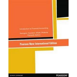 Introduction to Financial Accounting:Pearson New International Edition (Häftad, 2013)