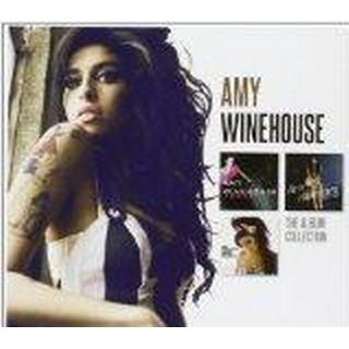 Winehouse Amy - Album Collection