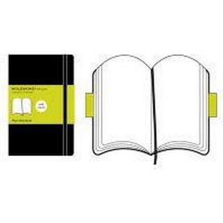 Moleskine Plain Notebook (Pocket, 2008)