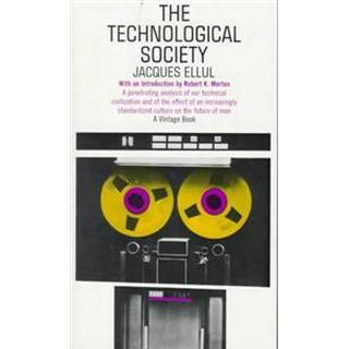The Technological Society (Häftad, 1967)