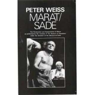 Marat/Sade (Häftad, 1969)