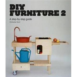 DIY Furniture 2: A Step-By-Step Guide (Häftad, 2014)