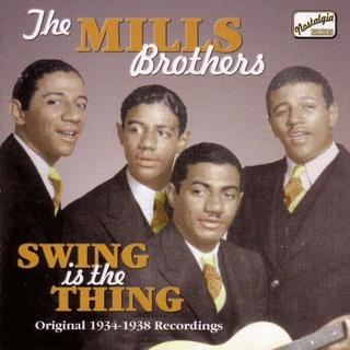 Mills Brothers - Swing Is The Time