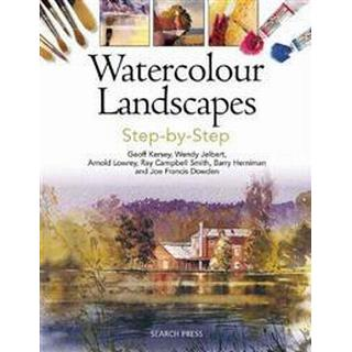 Watercolour Landscapes Step-by-Step (Häftad, 2014)