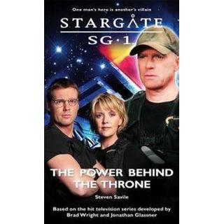 Stargate SG-1 The Power Behind the Throne (Pocket, 2010)