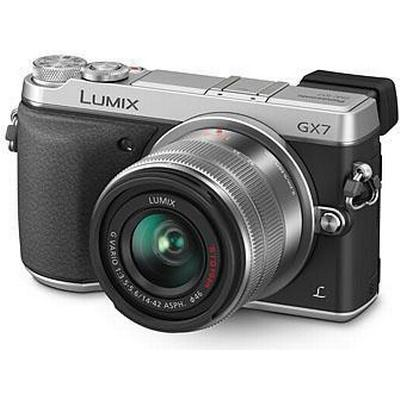 Panasonic Lumix DMC-GX7 + 14-42mm