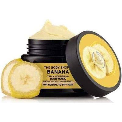 The Body Shop Banana Truly Nourishing Hair Mask 240ml