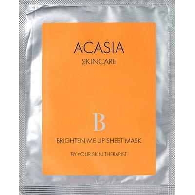 Acasia Skincare Brighten Me Up Sheet Mask