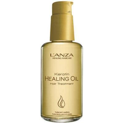 Lanza Keratin Healing Oil Hair Treatment 100ml