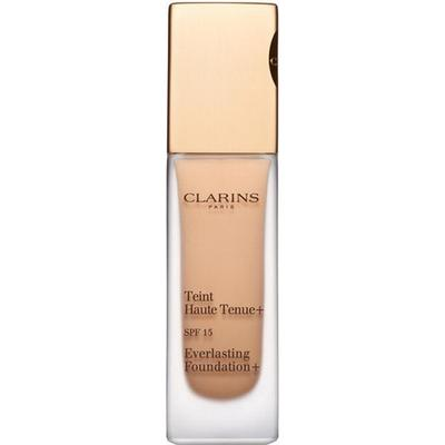 Clarins Everlasting Foundation+ SPF 15 #110,5 Almond