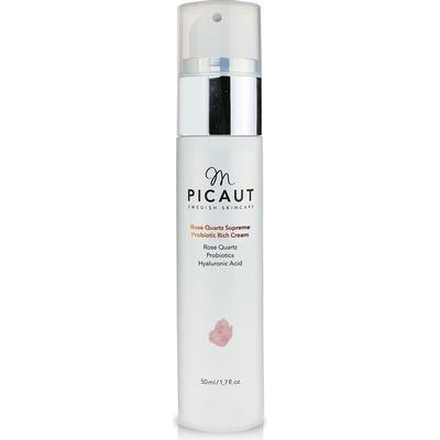 M Picaut Rose Quartz Supreme Probiotic Rich Cream 50ml