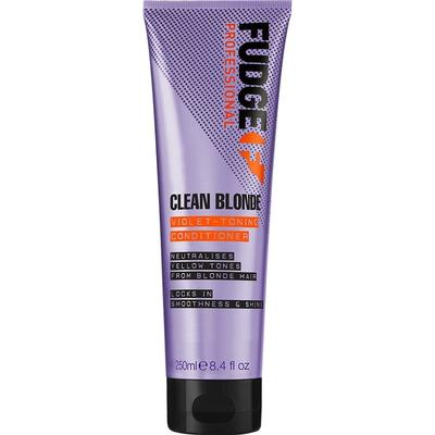 Fudge Clean Blonde Violet Toning Conditioner 250ml