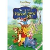 Nalle puh filmer Filmer Vårkul med Ru (DVD)