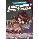 Manga shakespeare midsummer nights dream (Pocket, 2008)