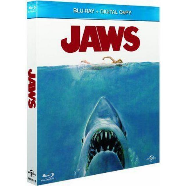 Jaws (Blu-ray + Digital Copy + UV Copy)