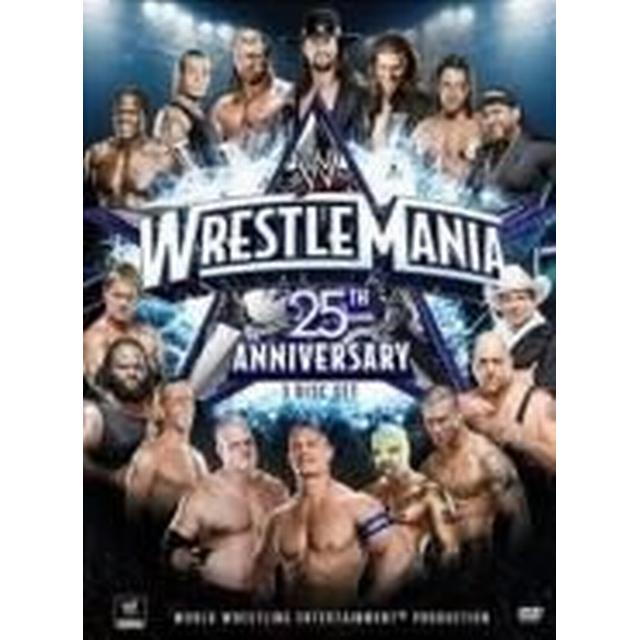 Wwe Wrestlemania 25 (Blu-Ray)