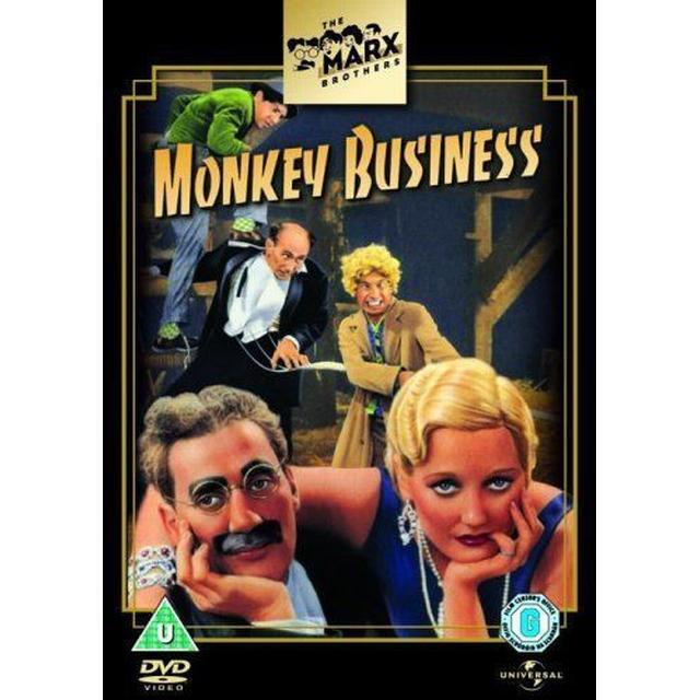 Monkey Business (DVD)