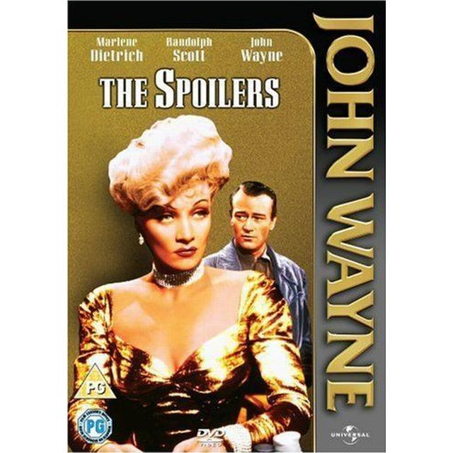 Spoilers The (DVD)