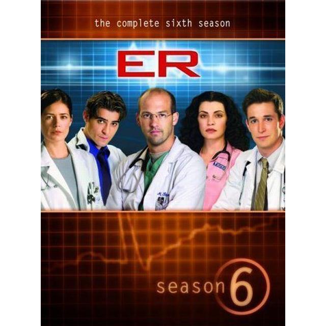 ER - Season 6 (4-disc)
