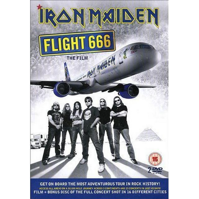 Flight 666 (DVD)